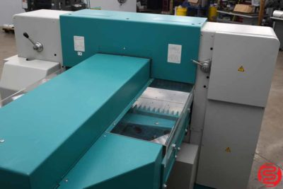 2001 Perfecta 115 TVC Hydraulic Programmable Paper Cutter - 102519013306