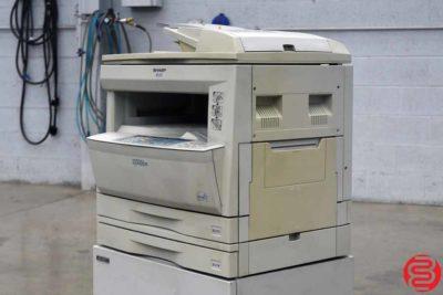 2002 Sharp AR-207 Digital Press - 100719091410