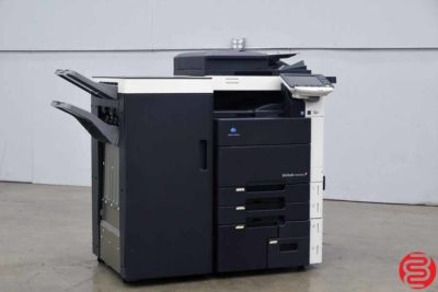 2011 Konica Minolta Bizhub C652DS Digital Press - 100919015157v
