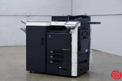 2011 Konica Minolta Bizhub C652DS Digital Press - 100919015157