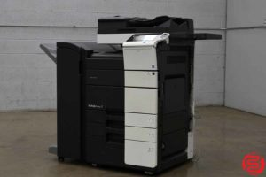 2013 Konica Minolta Bizhub C454e Color Digital Press - 100919031900