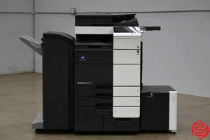 2014 Konica Minolta Bizhub C654e Color Digital Press - 100919020041