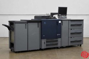 2016 Konica Minolta Bizhub C1070 Digital Press - 092819094030