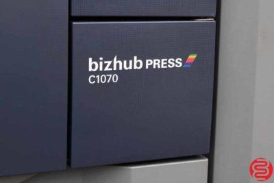 2016 Konica Minolta Bizhub C1070 Digital Press - 092819094030