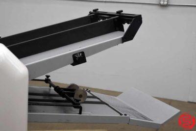 Baum 714 Ultrafold XLT Vacuum Feed Paper Folder - 100719090234