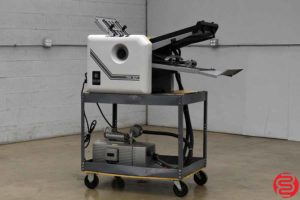 Baum 714 Ultrafold XLT Vacuum Feed Paper Folder - 101419095323