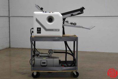 Baum 714 Ultrafold XLT Vacuum Feed Paper Folder - 101419095323