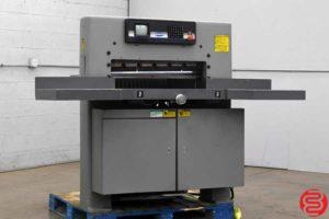 Challenge 305 CRT Programmable Paper Cutter - 100119012630