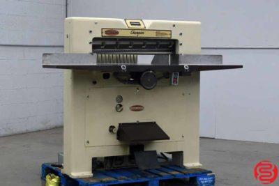 Challenge 305 MC 30.5 Hydraulic Paper Cutter - 100319094109r - 100319094109