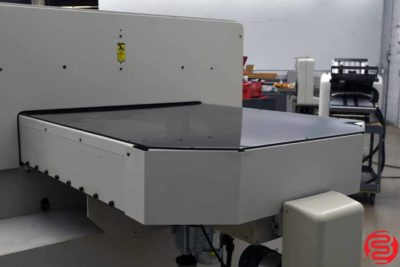 Challenge Champion 370XG 37 Hydraulic Programmable Paper Cutter - 101619101452