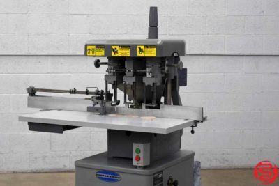 Challenge EH-3A Three Spindle Hydraulic Paper Drill - 102819075619