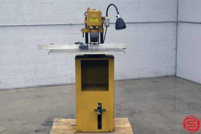 Challenge JF Single Spindle Hydraulic Paper Drill - 100119023632