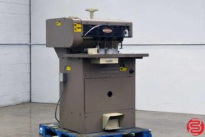Challenge MS10 Four Spindle Hydraulic Paper Drill - 100819083940