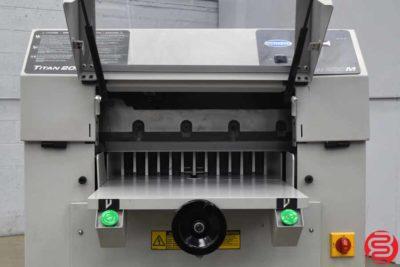 Challenge Titan 200M 20 Hydraulic Paper Cutter - 100919012737