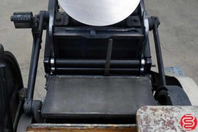 Chandler and Price Platen Press - 101519020839