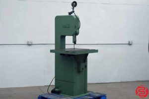 DoAll U-16 Vertical Band Saw - 102319030515