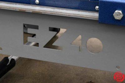 EZTurner EZ-40 Paper Pile Turner - 092819103002