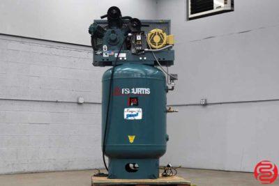 FS Curtis 120 Gallon Air Compressor - 102119022639