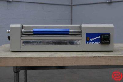 FoilMax DDA-900 Hot Foil Machine - 102219112447
