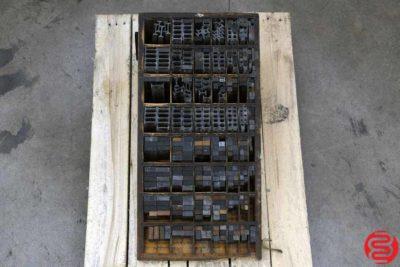 Furniture Cabinet w Assorted Furniture - 101419015346
