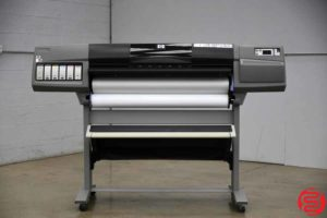 HP 5500PS Wide Format Printer - 100819031626