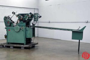 Halm JP-WOD-6D Jet Press Envelope Press - 100419021351