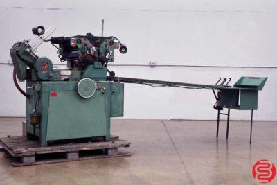Halm JP-WOD-6D Jet Press Envelope Press - 100419021351