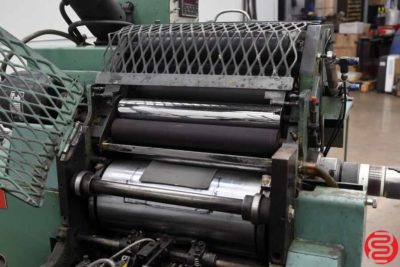 Halm JP-WOD-6D Jet Press Envelope Press - 100419085709