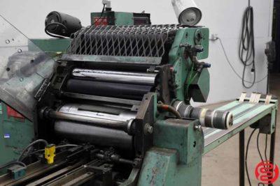 Halm JP-WOD-6D Jet Press Envelope Press - 100419100203