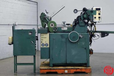 Halm JP-WOD-6D Jet Press Envelope Press - 100419112447