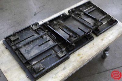 Heidelberg 15 34 x 23 KSBA Cylinder Die Cutter - 100719034844