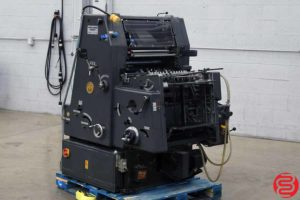 Heidelberg GTO 46 Single Color Offset Printing Press - 100119105528