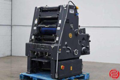Heidelberg GTO 46 Single Color Offset Printing Press - 100119105528
