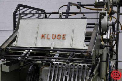 "Kluge EHD 14"" x 22"" Die Cutter / Embosser / Foil Press - 101419125257"