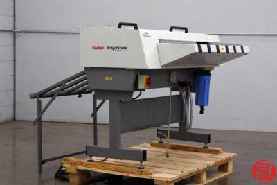 Kodak Polychrome D32 Plate Processor - 100319104030