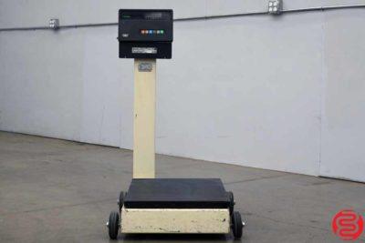 Mettler Toledo 2136 Digital Scale - 101119110846