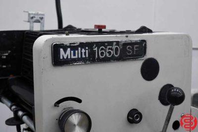 Multi 1650 SF Single Color Offset Printing Press - 101119015239