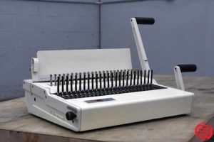 NSC PM-2 Comb Punch and Bind Machine - 102219102012
