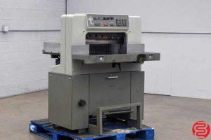 Polar Mohr 55 EM Hydraulic Paper Cutter - 101019090452