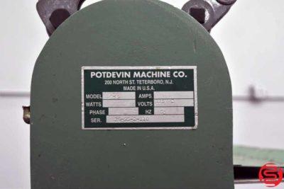 Potdevin W36 36 Rotary Press - 102819104220