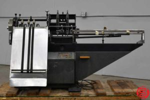 Rosback 203R Book Binding Saddle Stitcher - 100819080145