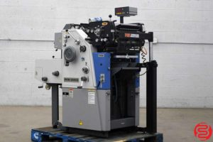 Ryobi 3200CD Single Color Offset Printing Press - 101519032004