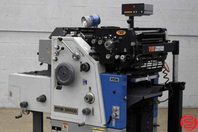 Ryobi 3200CD Single Color Offset Printing Press - 101519032004