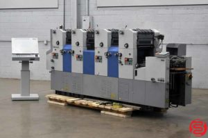 Ryobi 3304HA Four Color Offset Printing Press - 101919110829