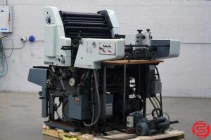 Solna 125 Single Color Offset Printing Press - 102819094910