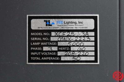 TEC Lighting XCF 25 UV Coater - 102119082514