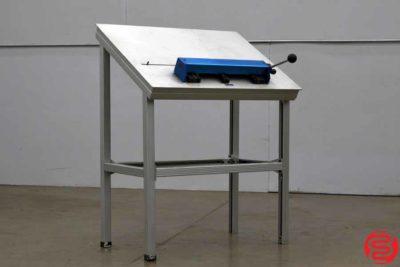 Ternes Register System Plate Punch - 102319040133
