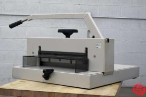 Triumph Ideal 4700 18 Hydraulic Paper Cutter - 100319084030