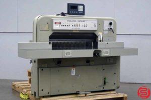 1980 Polar 92 CE Programmable Paper Cutter - 111419013012