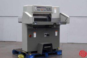 1990 Polar 58 EM Programmable Paper Cutter - 111419085219